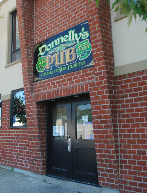 Donnellys Pub in thorold