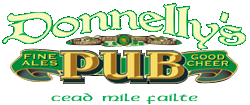Donnelly's Pub Logo